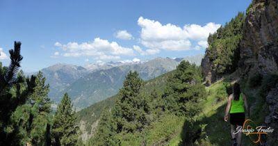 Panorama3 001 1 - Senderismo por la Ruta13 de Puro Pirineo en Cerler.