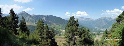 Panorama4 001 1 - Senderismo por la Ruta13 de Puro Pirineo en Cerler.