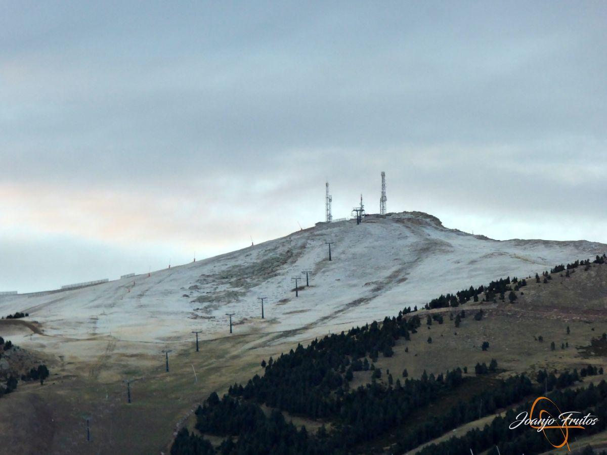 P1190608 - Primera nevada de otoño en Cerler.