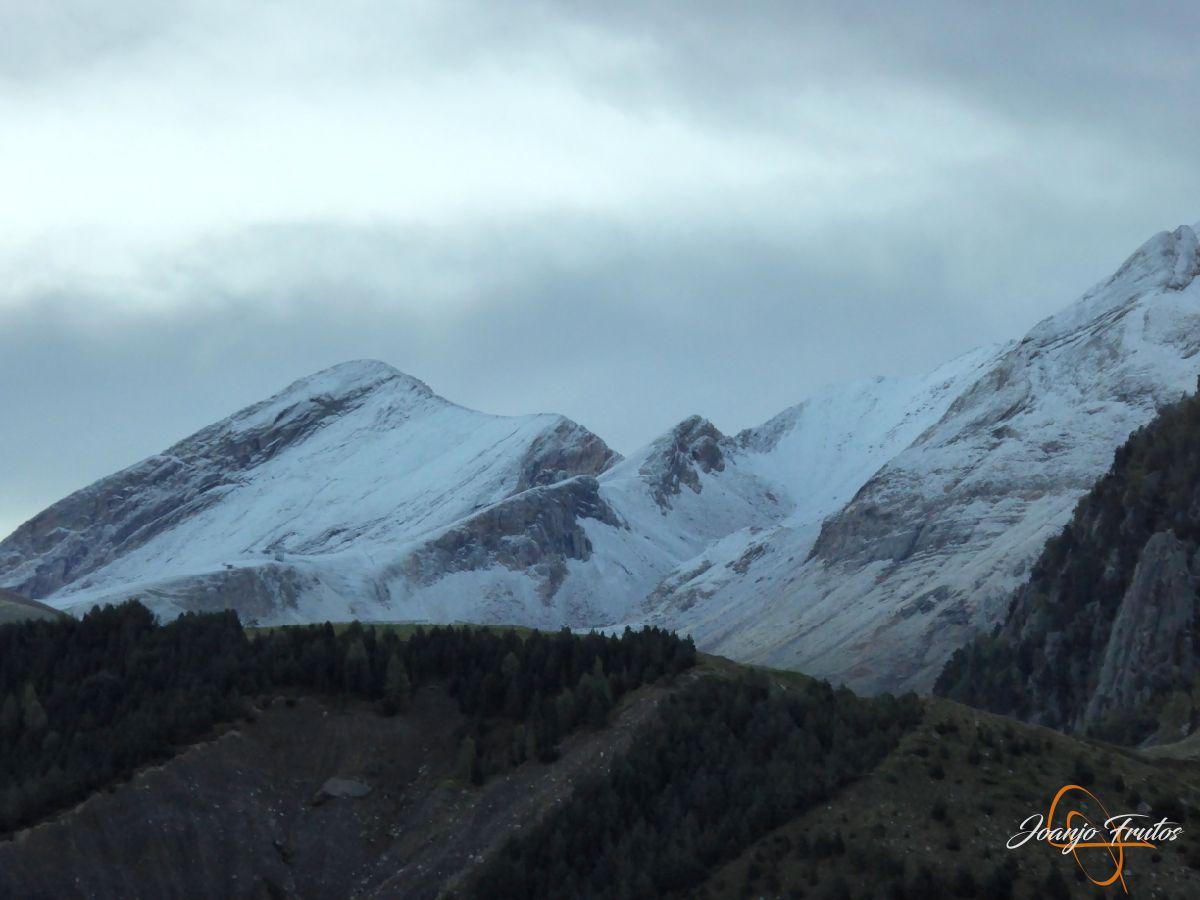 P1190609 - Primera nevada de otoño en Cerler.