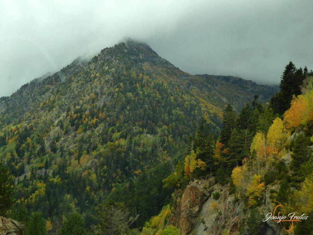P1190805 1024x768 - Empezamos con colores de otoño, Valle de Benasque.