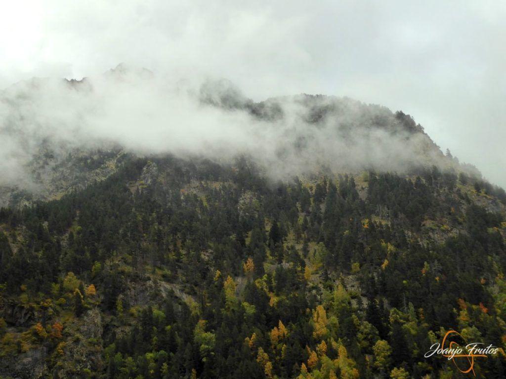 P1190816 1024x768 - Empezamos con colores de otoño, Valle de Benasque.