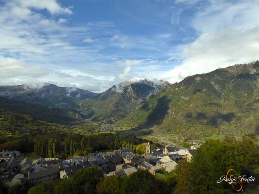 P1190828 1024x768 - Y Leslie deja nieve en Cerler, Valle de Benasque.