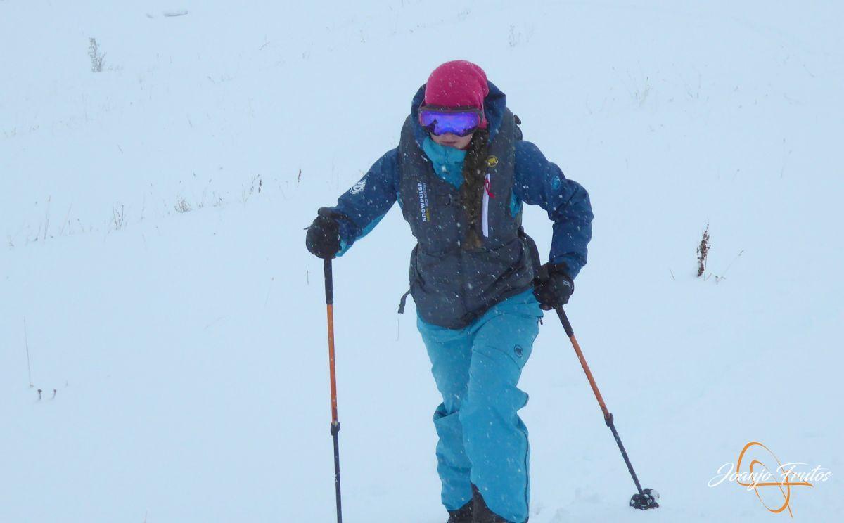 P1200196 - Octubre esquiando en Cerler.