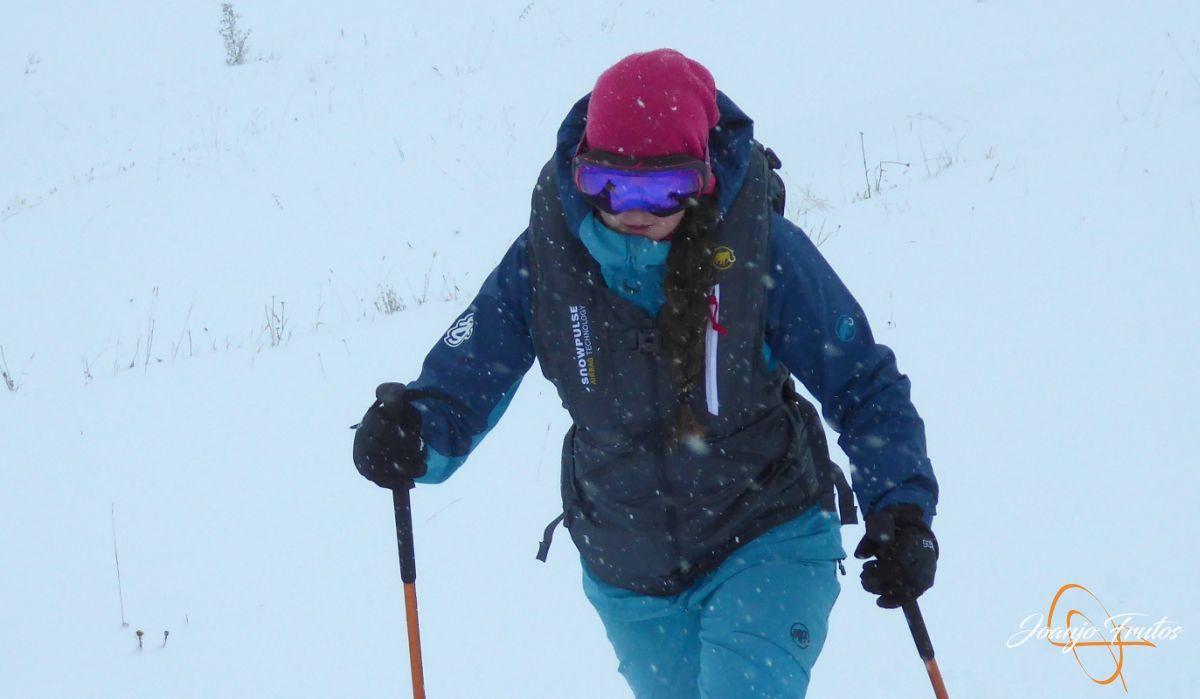 P1200198 - Octubre esquiando en Cerler.