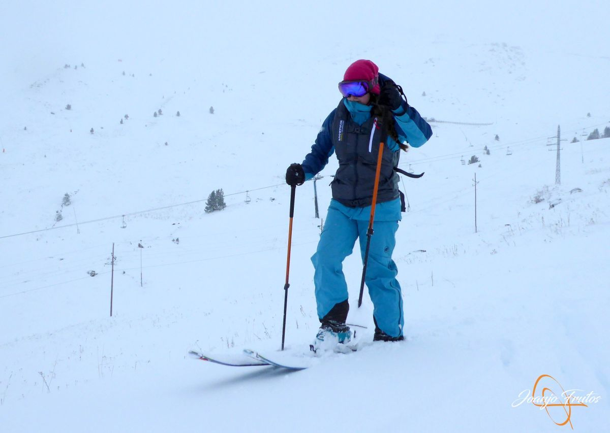 P1200200 - Octubre esquiando en Cerler.
