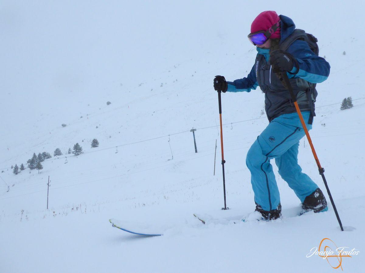 P1200202 - Octubre esquiando en Cerler.