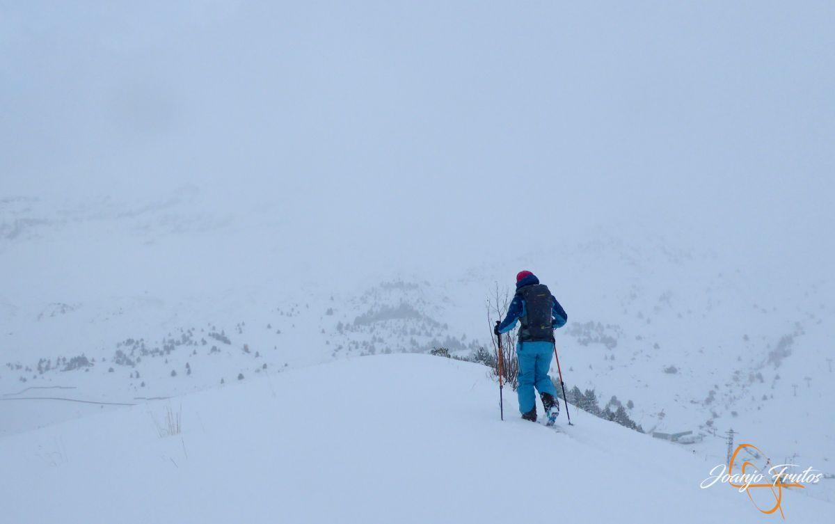 P1200214 - Octubre esquiando en Cerler.