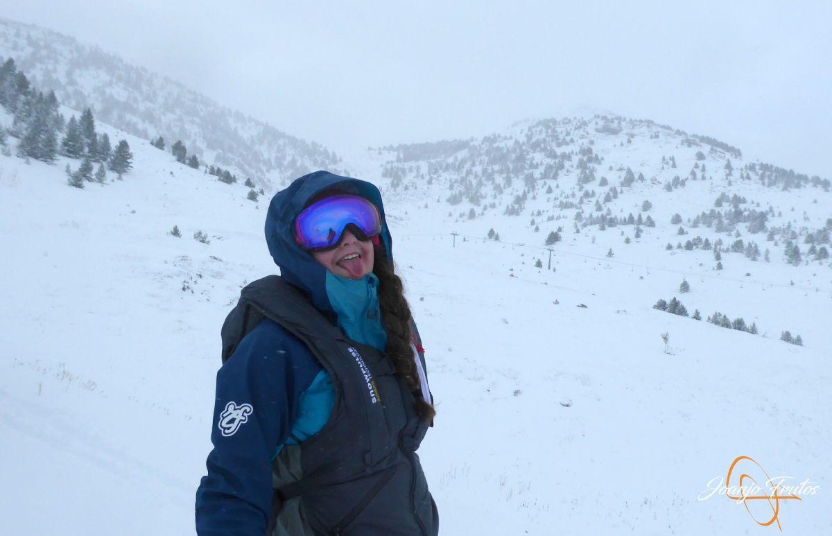 P1200230 - Octubre esquiando en Cerler.