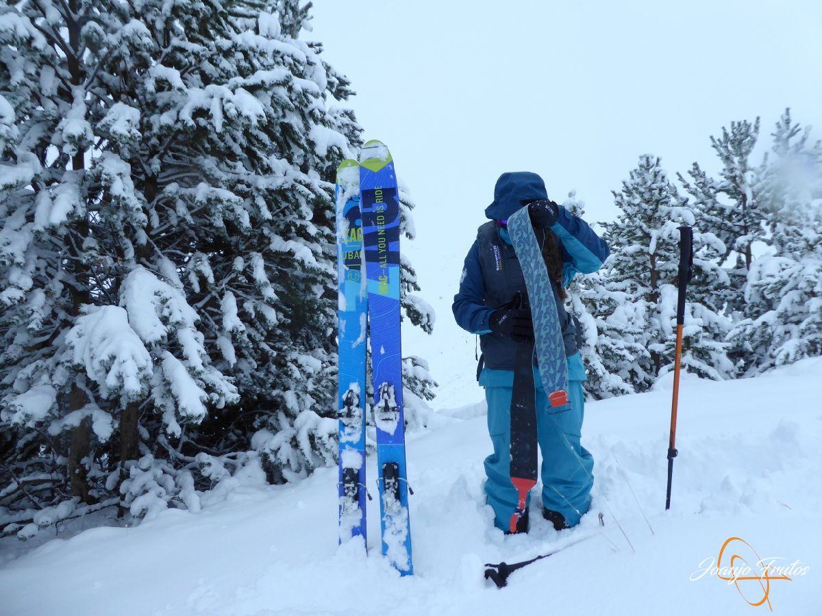 P1200237 - Octubre esquiando en Cerler.