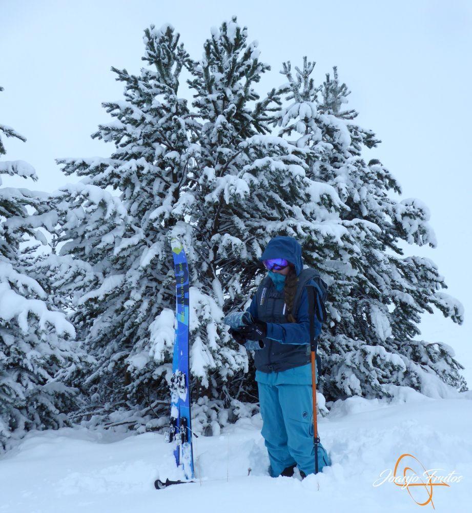P1200238 - Octubre esquiando en Cerler.