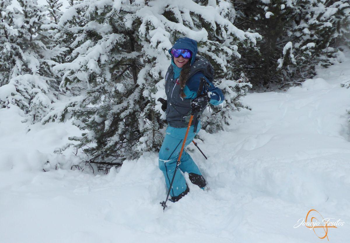 P1200245 - Octubre esquiando en Cerler.