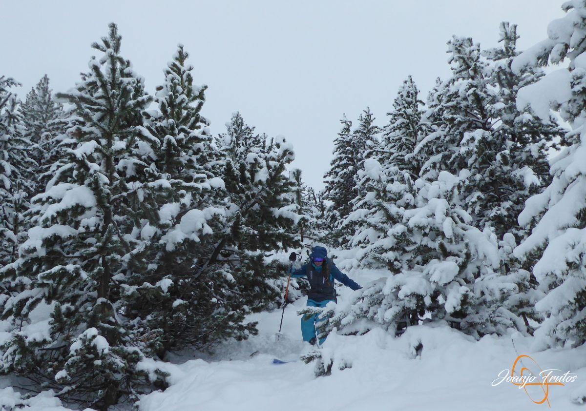 P1200248 - Octubre esquiando en Cerler.