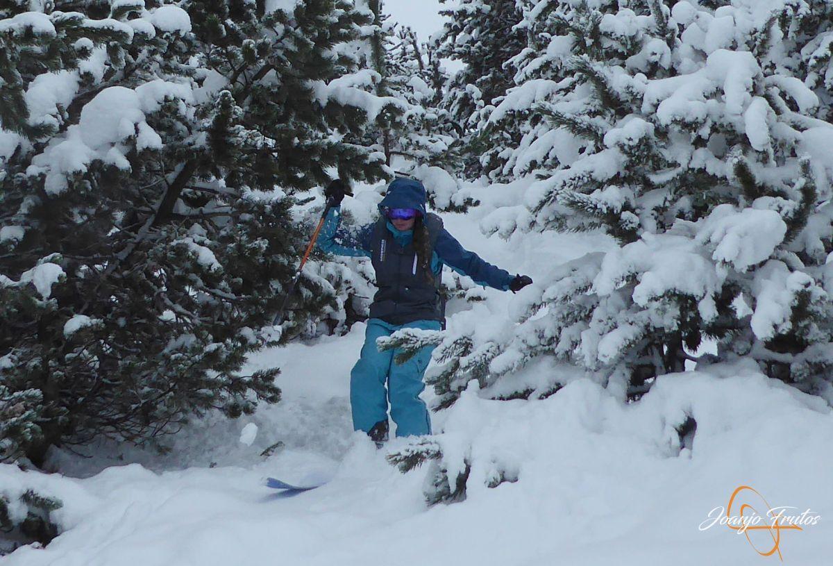 P1200249 - Octubre esquiando en Cerler.