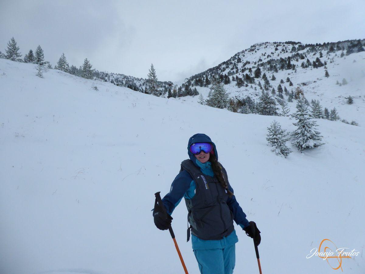 P1200271 - Octubre esquiando en Cerler.