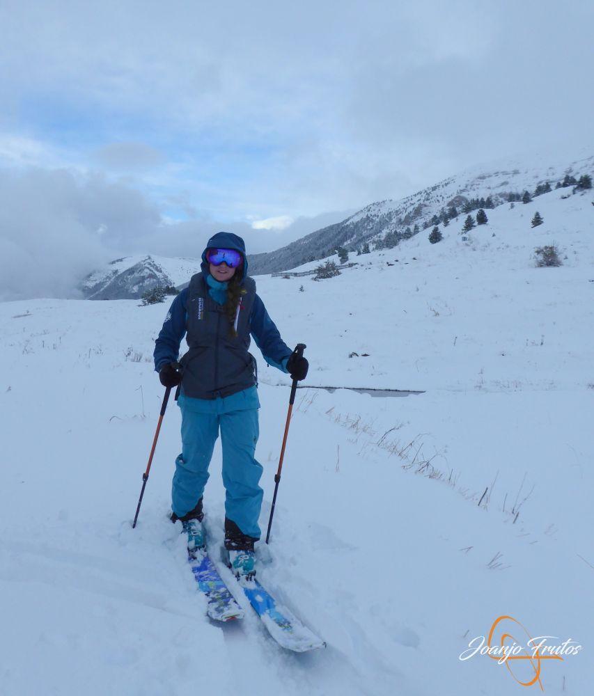 P1200276 - Octubre esquiando en Cerler.