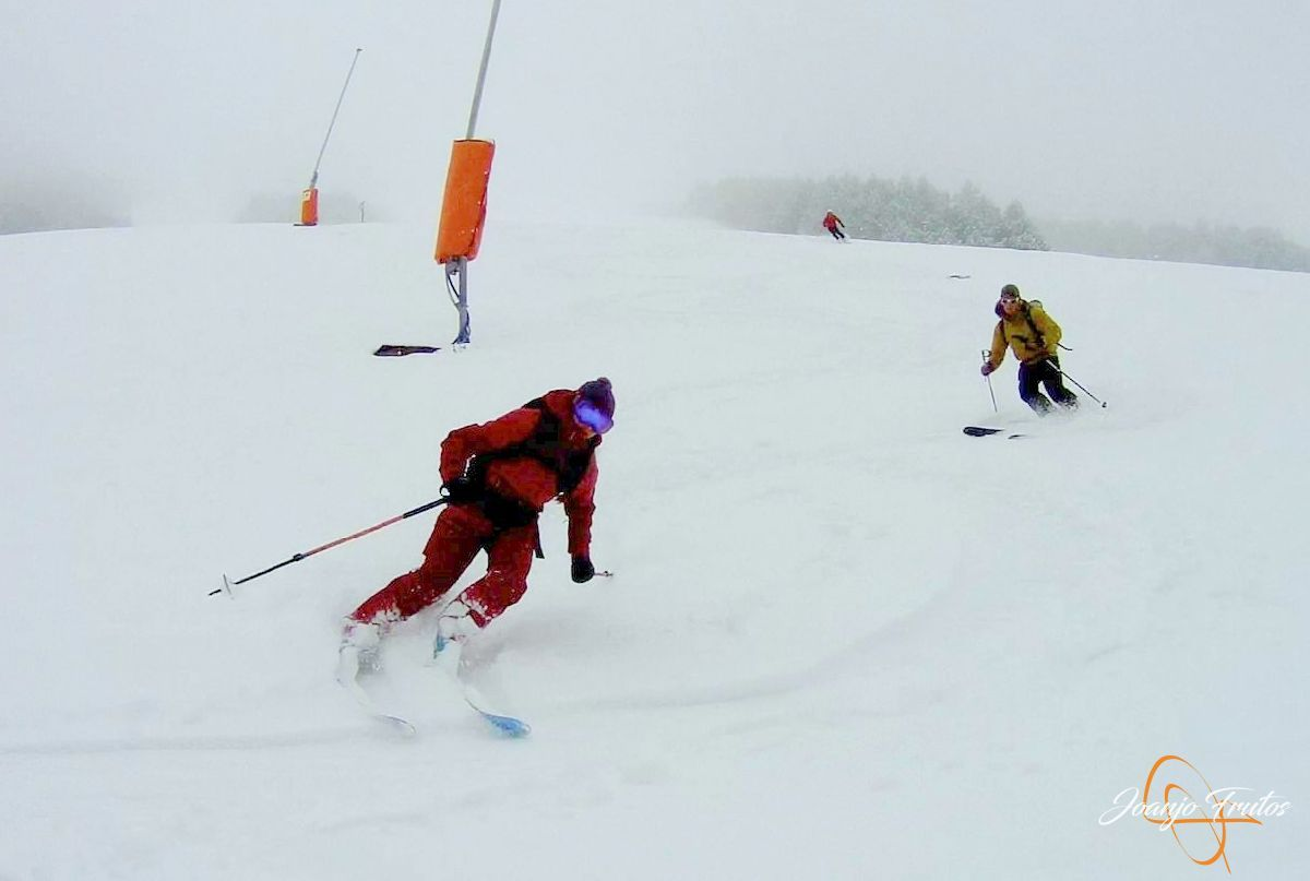 Captura de pantalla 2018 11 021 1 - Décima esquiada y nueva nevada en Cerler.