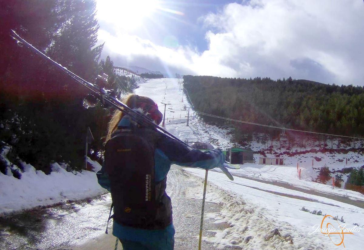Captura de pantalla 2018 11 11 a las 16.17.59 - Cogulla pisado y esquiado 11 NOV.