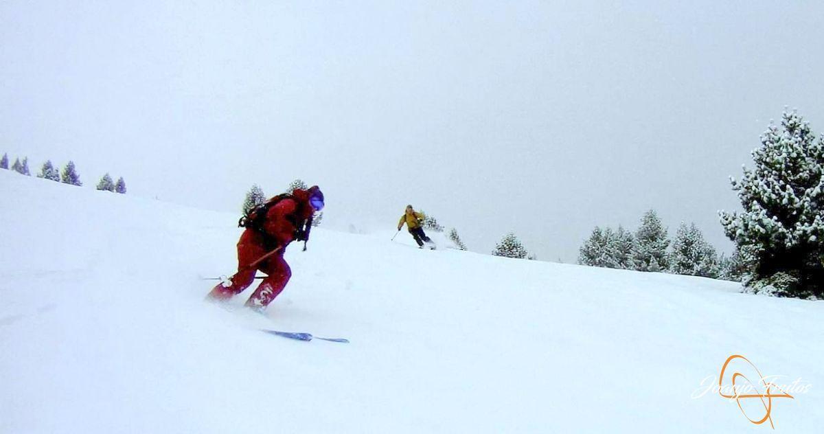Captura de pantalla 2018 11 18 a las 16.21.45 - Décima esquiada y nueva nevada en Cerler.