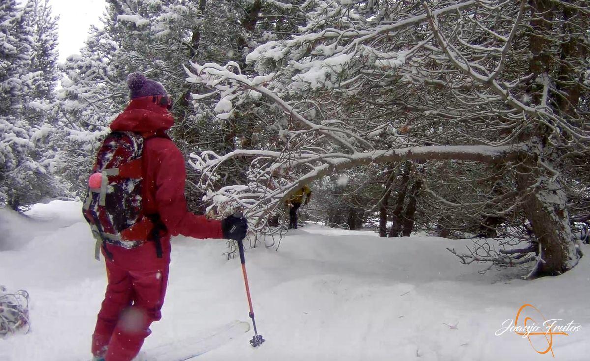 Captura de pantalla 2018 11 18 a las 16.25.48 - Décima esquiada y nueva nevada en Cerler.
