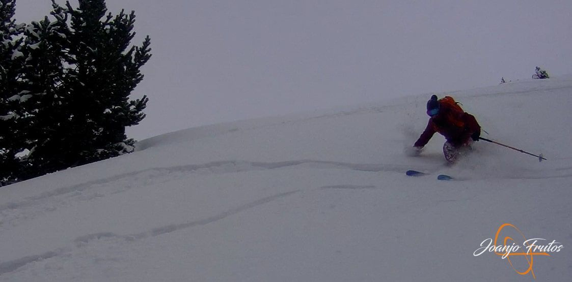 Captura de pantalla 2018 11 25 a las 15.20.19 - 14 y powder en Cerler, sin palabras.