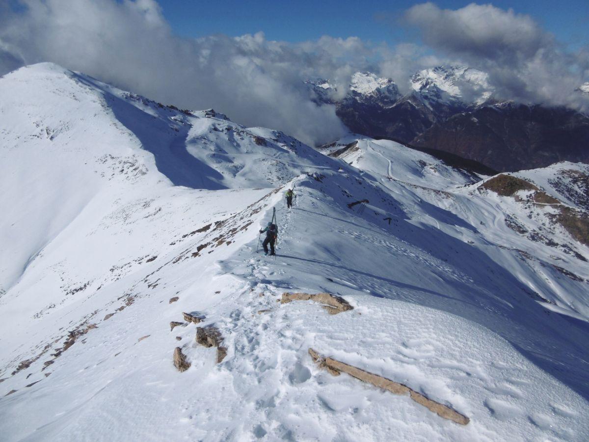 P1010319 - Rabosa ski & friends NOV18