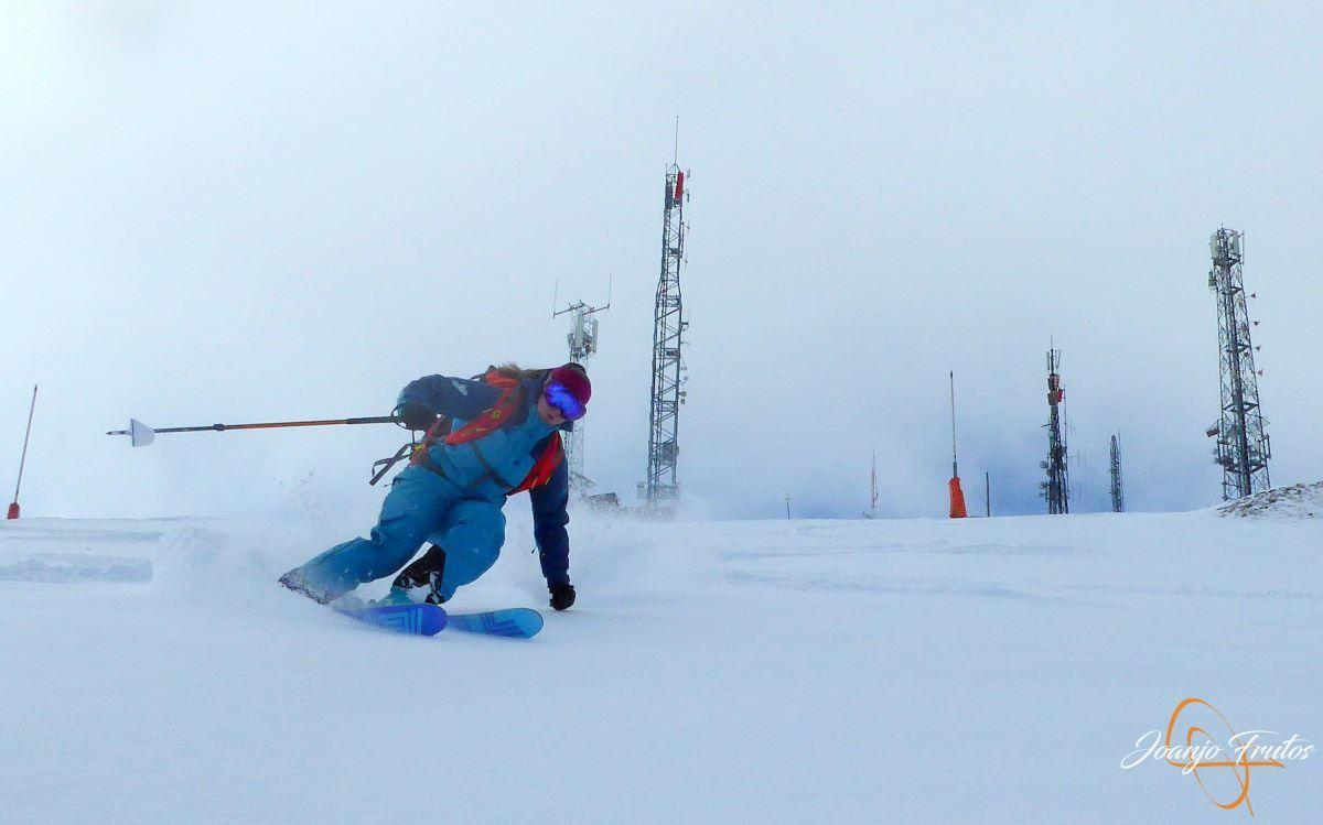 P1200496 - Tercer día, en Cerler se esquía nieve polvo.