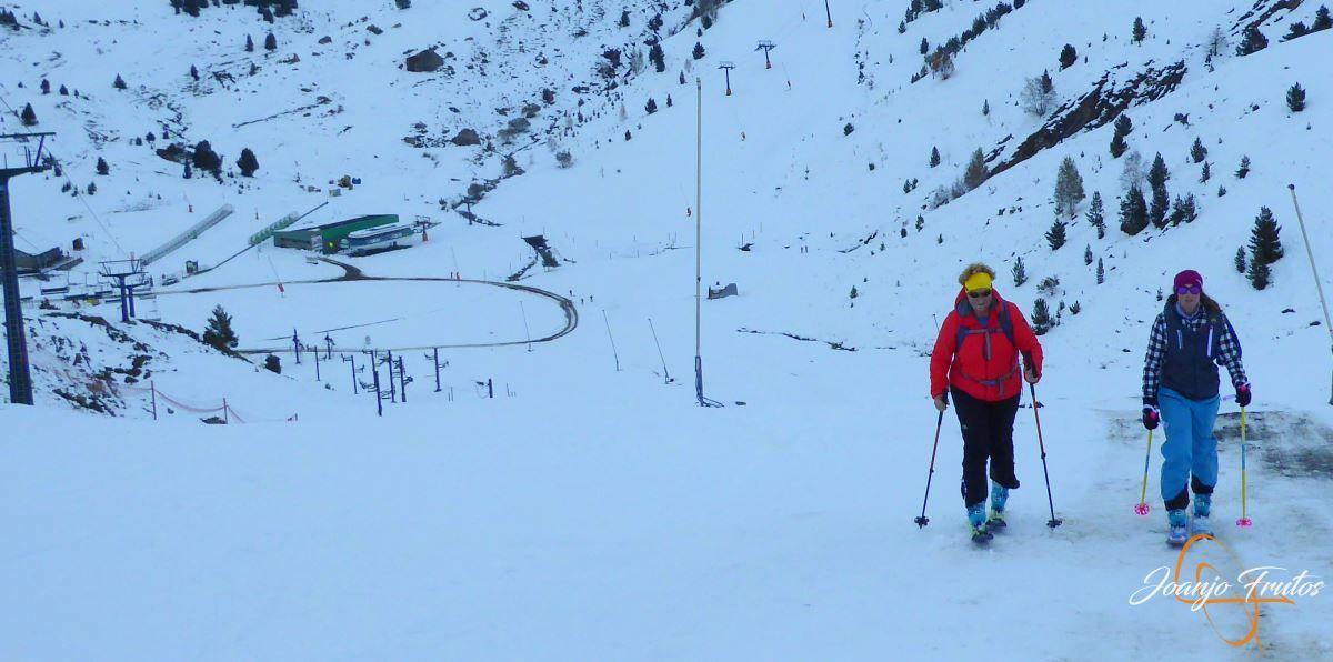 P1200871 - Cogulla pisado y esquiado 11 NOV.