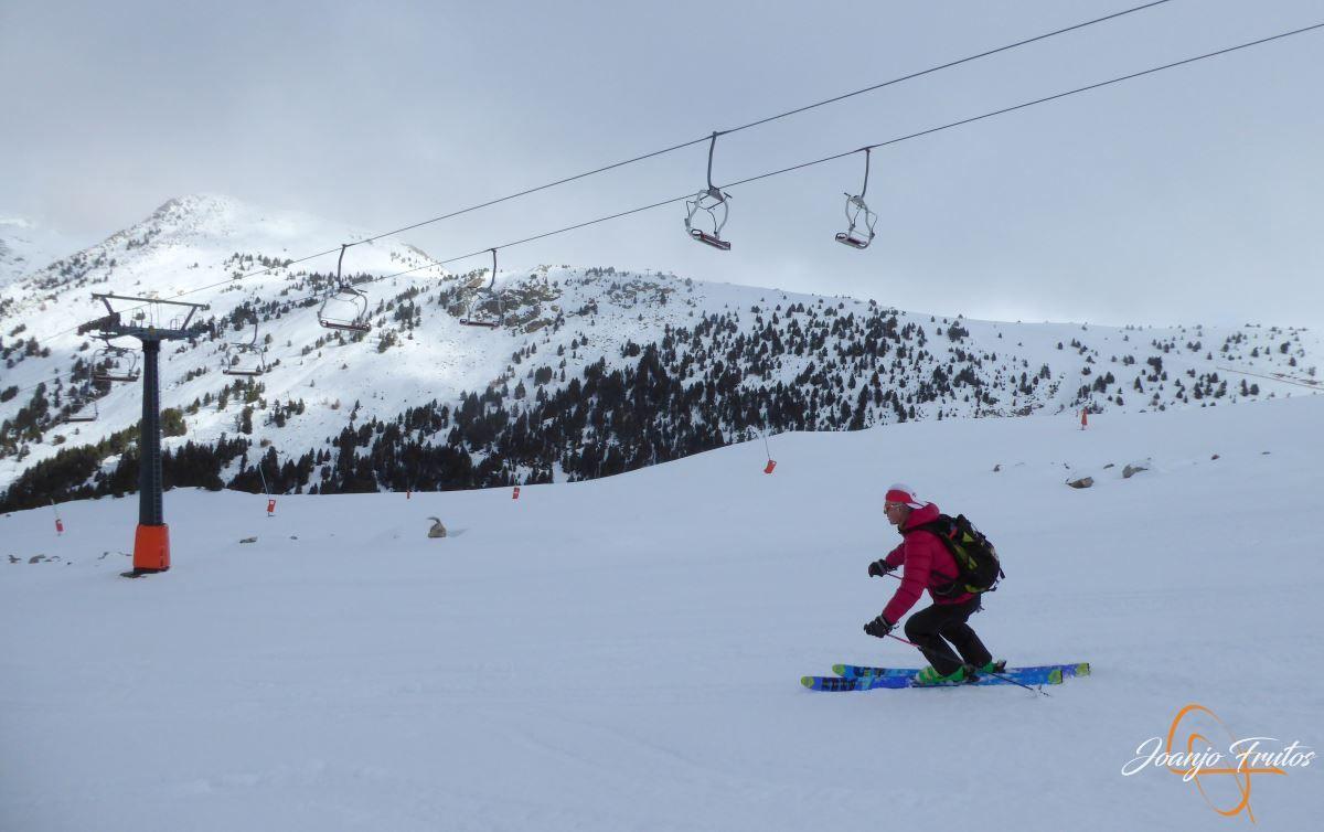 P1200939 - Cogulla pisado y esquiado 11 NOV.