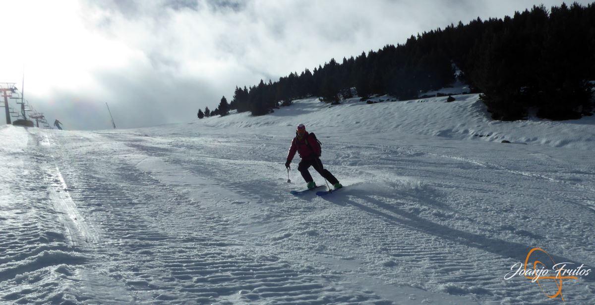 P1200962 - Cogulla pisado y esquiado 11 NOV.
