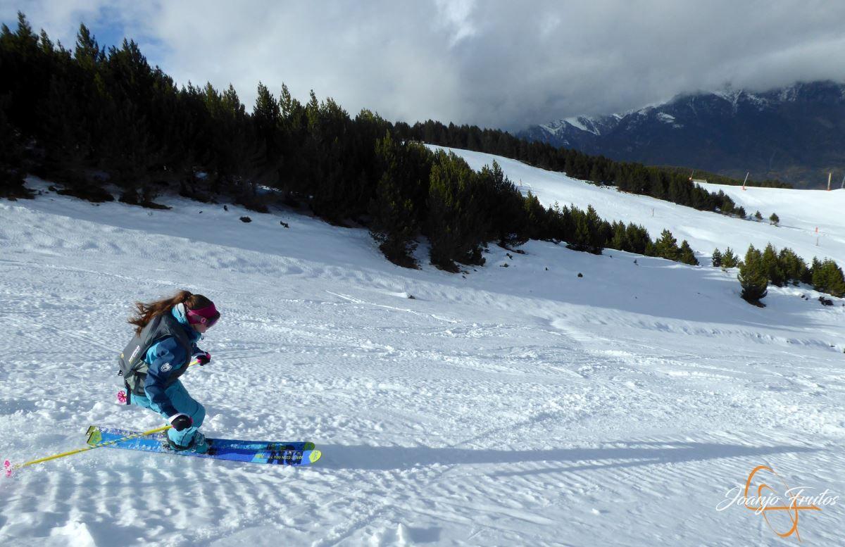 P1200969 - Cogulla pisado y esquiado 11 NOV.
