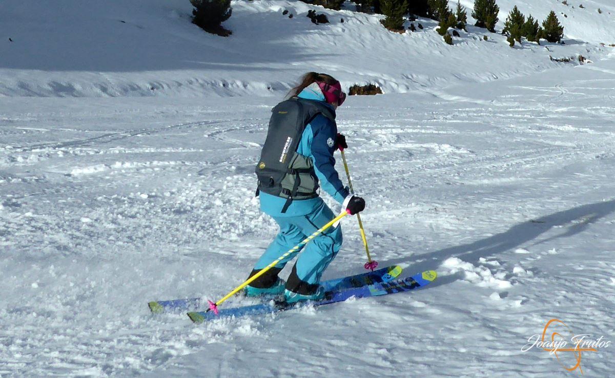 P1200970 - Cogulla pisado y esquiado 11 NOV.