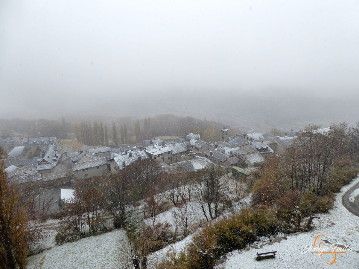 P1210133 - Décima esquiada y nueva nevada en Cerler.
