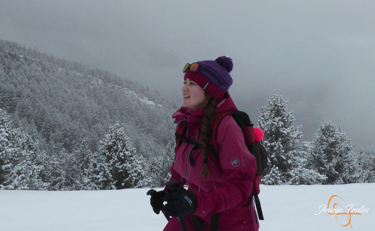 P1210155 - Décima esquiada y nueva nevada en Cerler.