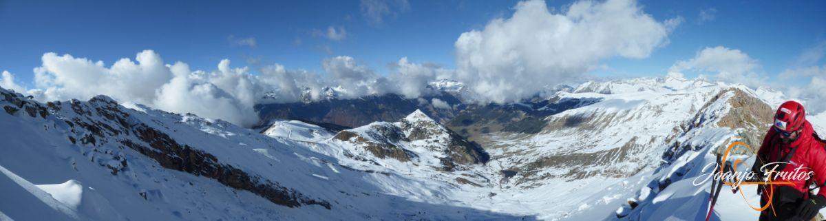 Panorama 3 - Y van 11, la gran aventura en Cerler.