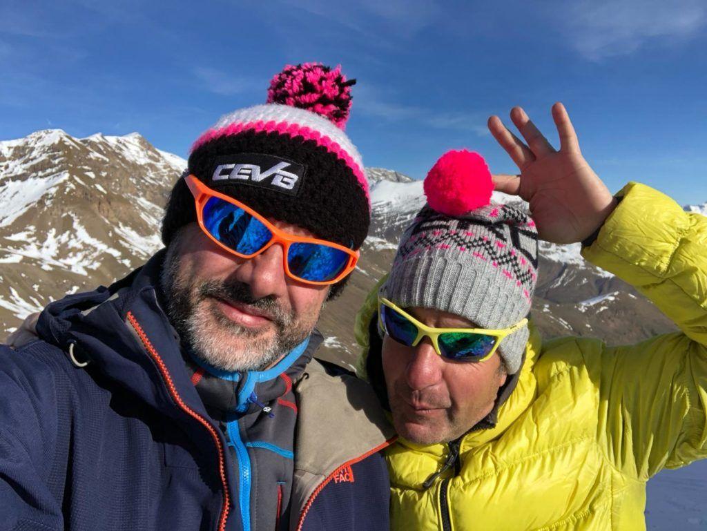 IMG 20181208 WA0000 1024x769 - Y 20 en Basibé de paseo con las focas, Cerler.