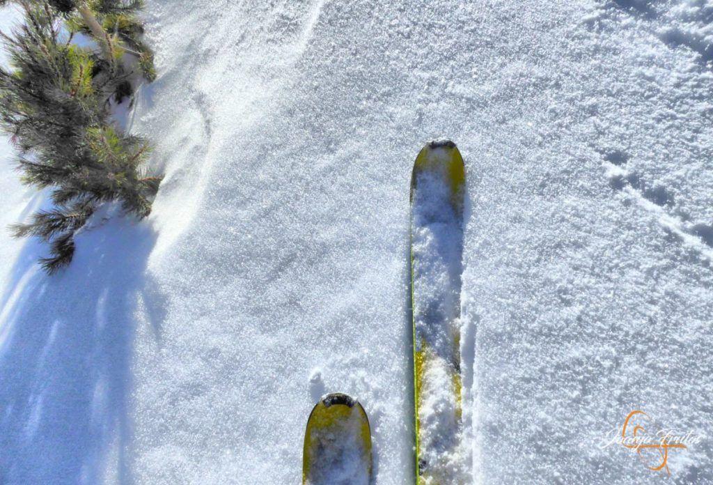 P1220094 fhdr 1024x696 - Travesía corta y con nieve virgen en Cerler.