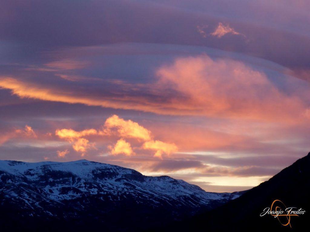 P1220379 1024x768 - Atardecer espectacular en Cerler, Valle de Benasque