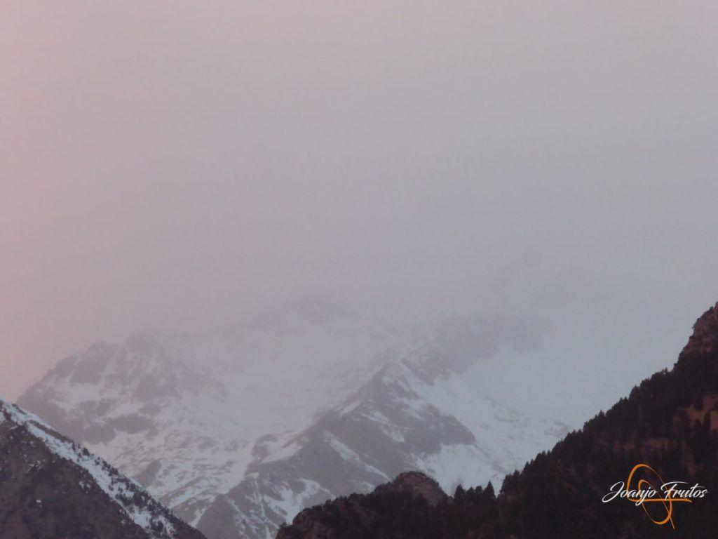 P1220380 1024x768 - Atardecer espectacular en Cerler, Valle de Benasque