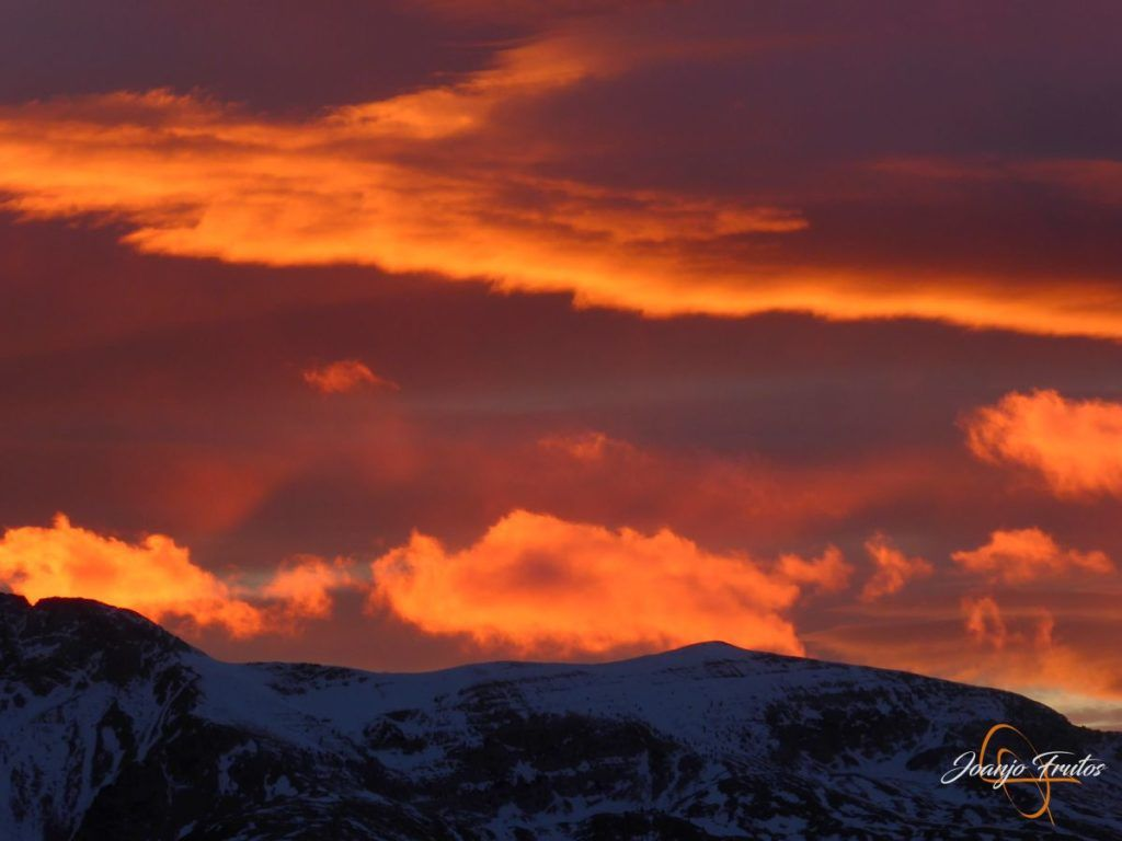 P1220385 1024x768 - Atardecer espectacular en Cerler, Valle de Benasque