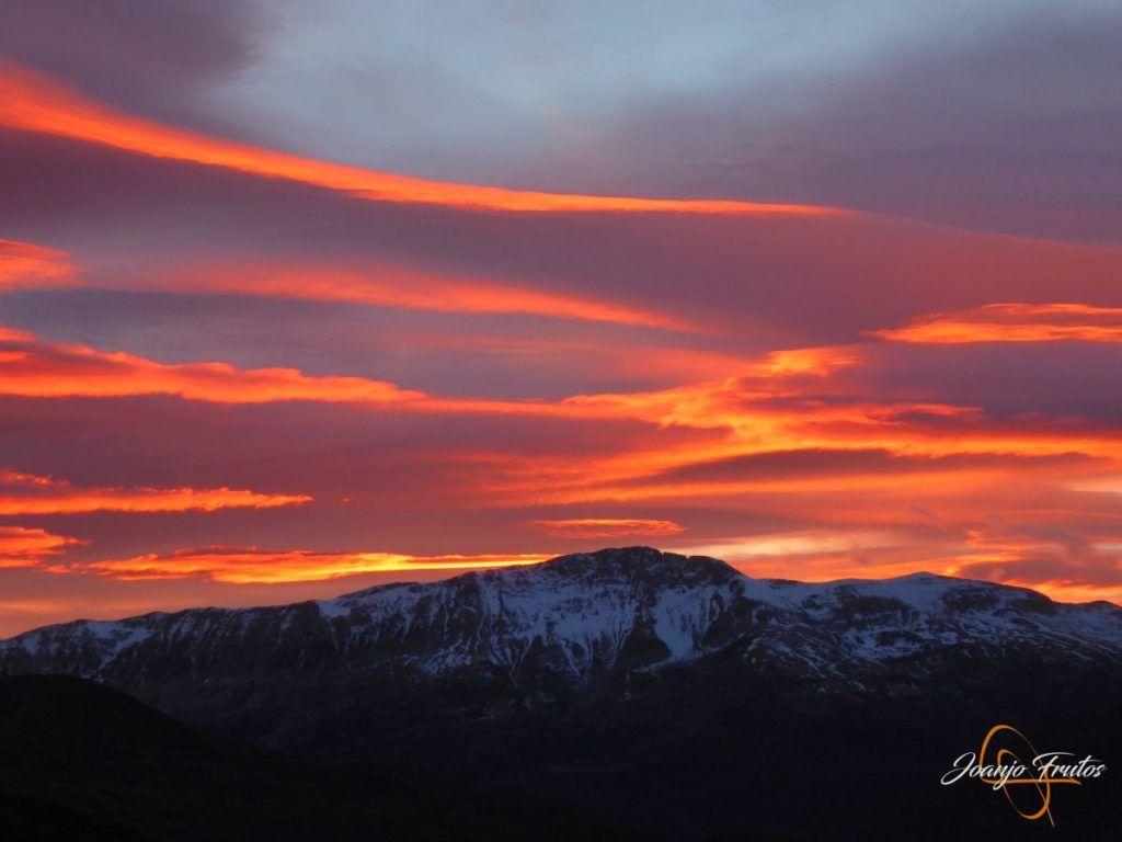 P1220389 1024x768 - Atardecer espectacular en Cerler, Valle de Benasque