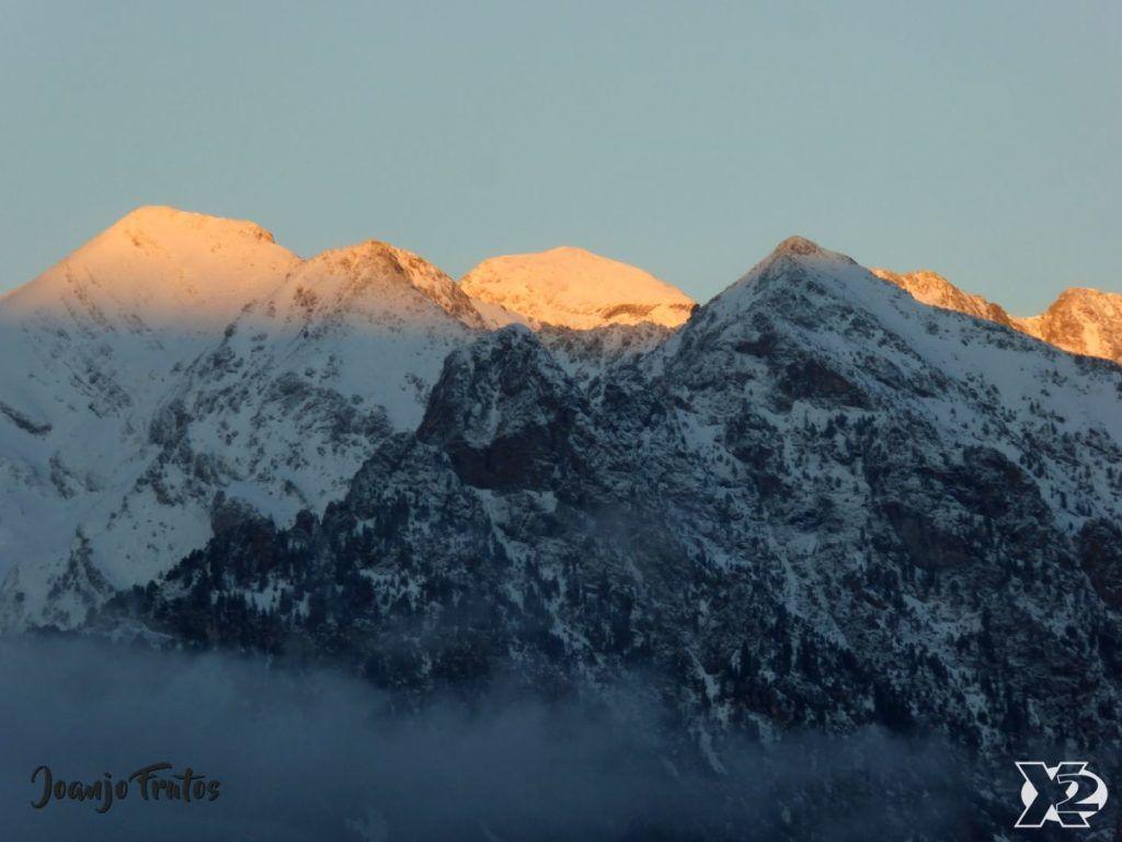P1230338 1024x768 - Cambia la meteo y nieva en Cerler.