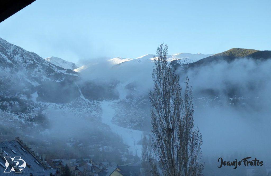 P1230350 1024x666 - Cambia la meteo y nieva en Cerler.