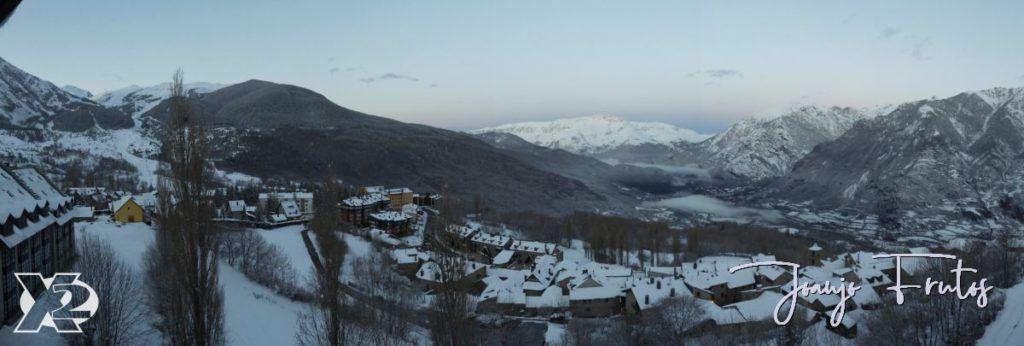 Panorama 2 1024x346 - Powder de abril en Cerler.
