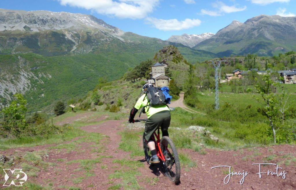 P1240522 1024x659 - Votamos y pedaleamos por el Valle de Benasque.