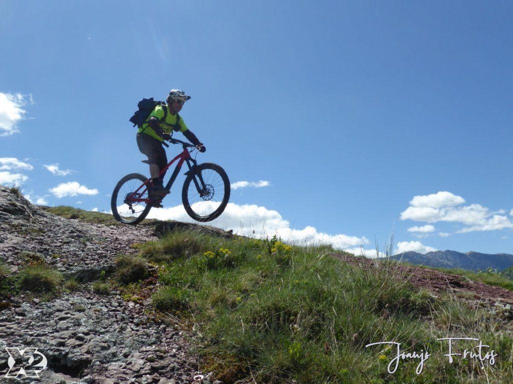 P1240539 1024x768 - Votamos y pedaleamos por el Valle de Benasque.