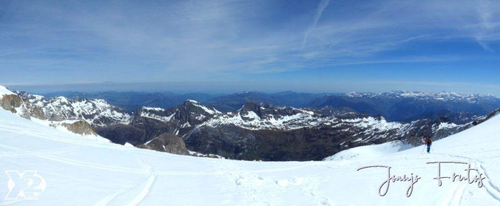 Panorama 5 001 1024x422 - Charlando, charlando, Maladetas (valle de Benasque),