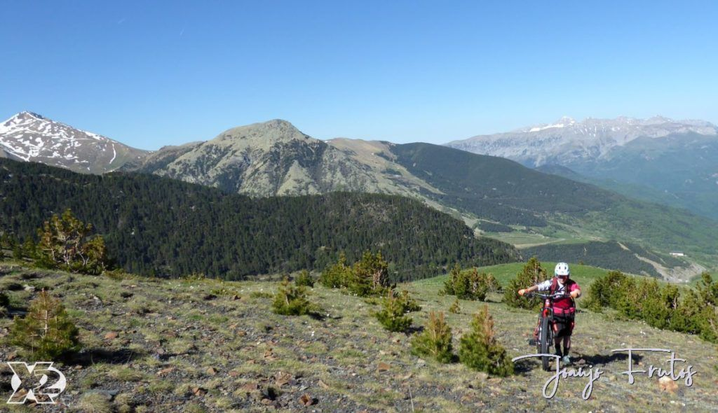 P1240648 1024x590 - Pedales en Estibafreda 2.697 m, Valle de Benasque.