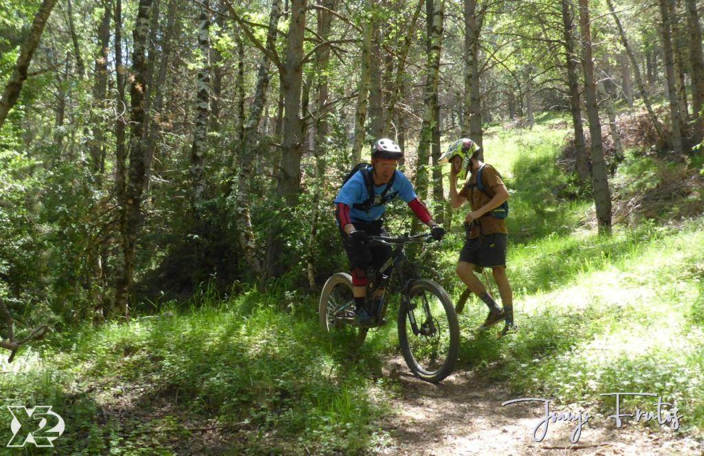 P1250425 1024x664 - Con riders así, salen las fotos solas, Valle de Benasque.