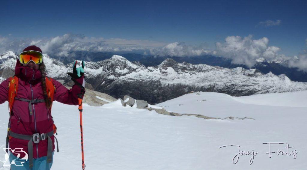 """Panorama 12 1024x567 - Maladetas, encontrando el """"powder"""" en junio."""